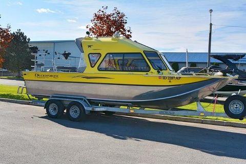 2008 Duckworth Ultra Magnum Inboard Jet