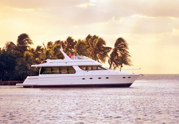 Check out this 2001 CARVER 570 Voyager Pilothouse on Boattrader com