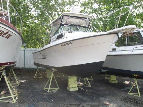 1992 Sea Ox 250C