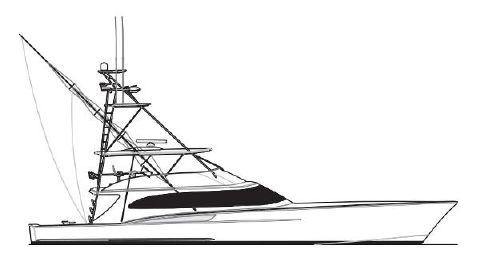 2018 Jarrett Bay Custom Carolina Convertible