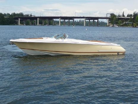 2008 Chris Craft 28 Launch Heritage Edition