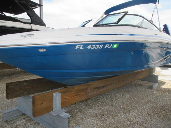 Check out this 2012 Sea Ray 205 Sport on Boattrader com