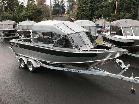 2018 North River 24' Seahawk