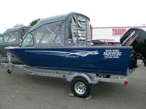 2016 River Hawk Sea Hawk 18