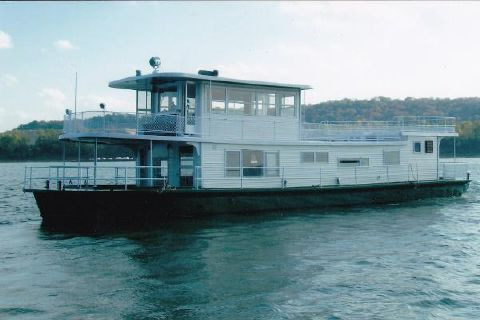 1952 Stacy Riverboat Co. Turbo Diesel