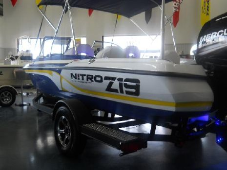 2018 Nitro Z19 Sport