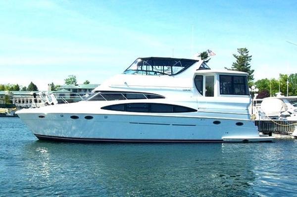 2003 Carver 506 Motor Yacht