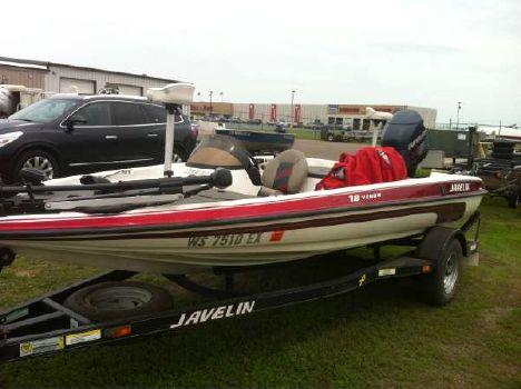 2001 Javelin Boats 18 Venom