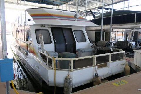 1987 Sunseeker Houseboat