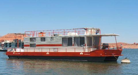 1980 Boatel Houseboats Houseboat