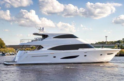2018 Viking 93' Motor Yacht (VK93-801)