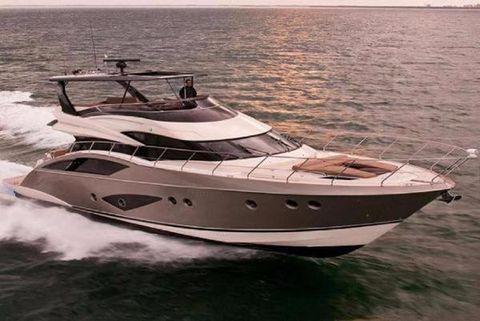 2017 Marquis 660 Sport Yacht
