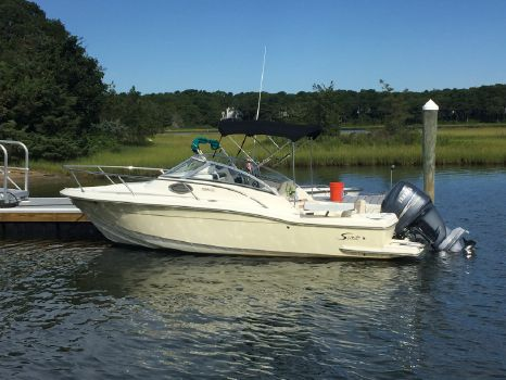 2005 Scout 222 Abaco