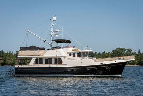 2007 Selene 53 Ocean Trawler