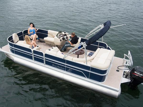 2016 Misty Harbor Boats Adventure FF 245
