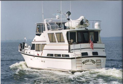 1988 Sea Ranger  King Yachts 52