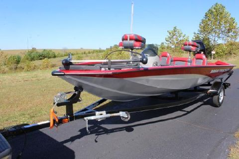 2012 Bass Tracker 175 TXW