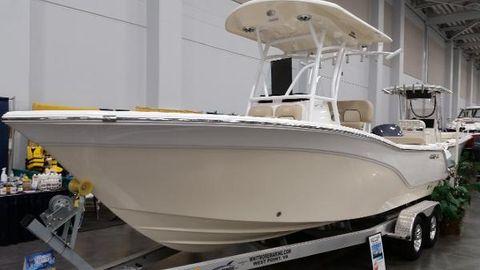 2016 Sea Fox 246 Commander