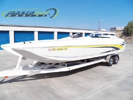 2002 Eliminator Boats 26 DAYTONA ICC