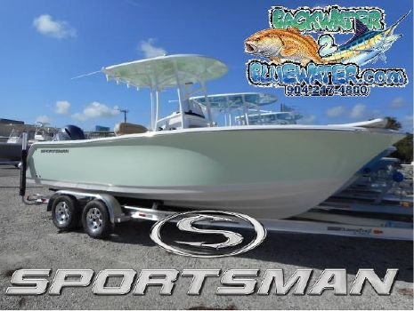 2018 SPORTSMAN Open 232 Center Console