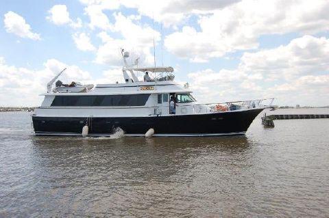 1985 Hatteras 72 Motor Yacht