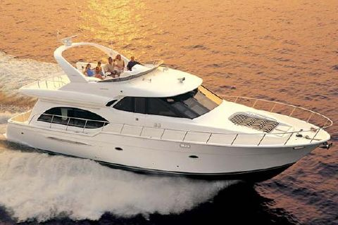 2006 Meridian 580 Pilothouse Manufacturer Provided Image