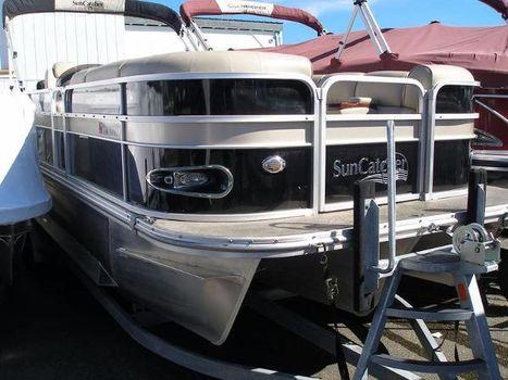 2012 Suncatcher Elite 325 C