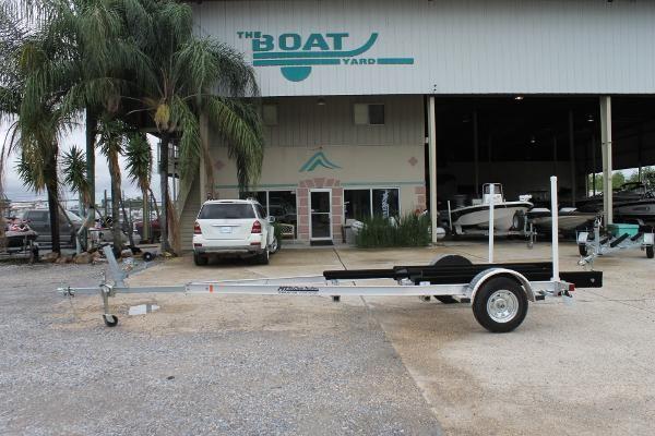 2018 McClain at-1830-14 17-18ft aluminum boat trailer skiff v o