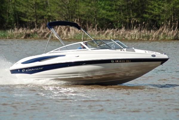 2009 Crownline 195 SS
