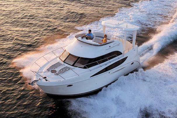 2006 Meridian 368 Motoryacht
