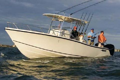 2006 Mako 284 CC Manufacturer Provided Image