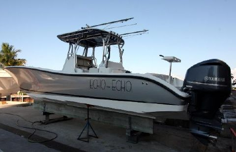 2013 Yellowfin 36 Offshore w/HELM MASTER Port Profile