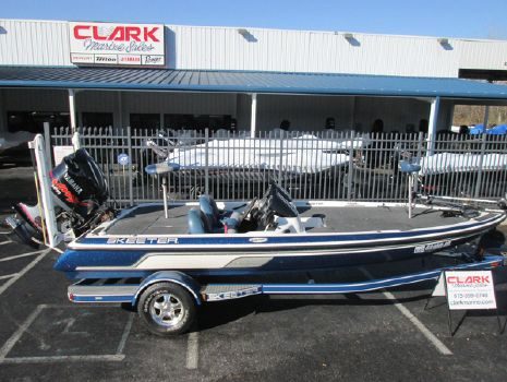 2006 Skeeter ZX 200 Dual Console