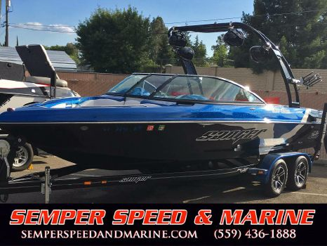 2014 Sanger Boats V237 LTZ