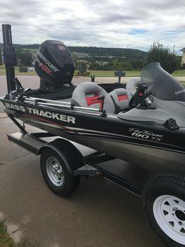 2013 Tracker Pro Team 190 TX