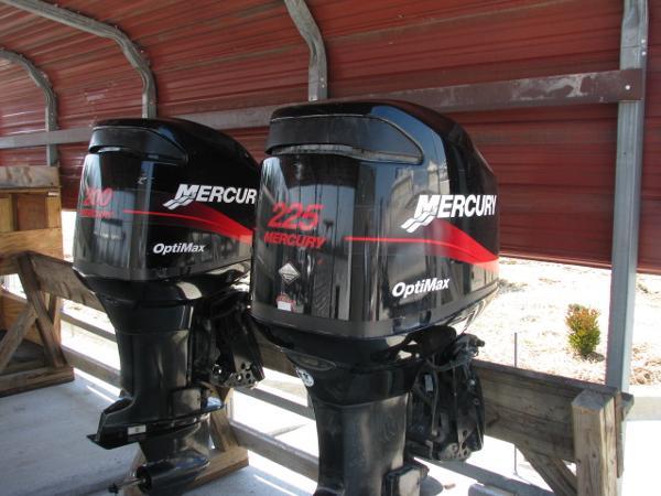2000 Mercury Marine Optimax 200hp
