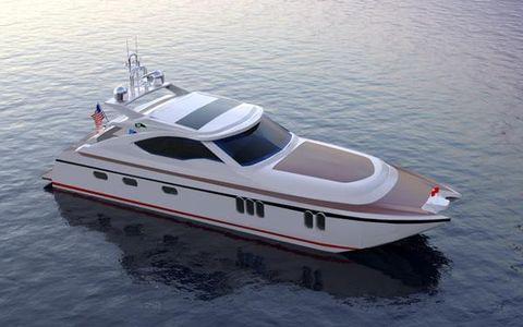 2015 Newport Offshore 63 Sport Yacht