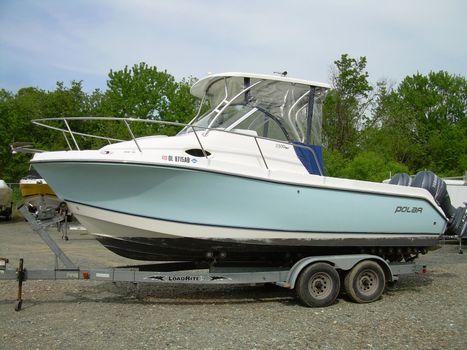 2004 Polar Boats 2300 Wa