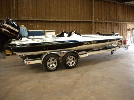 2010 Allison Boats Xb-21 Bassport Pro