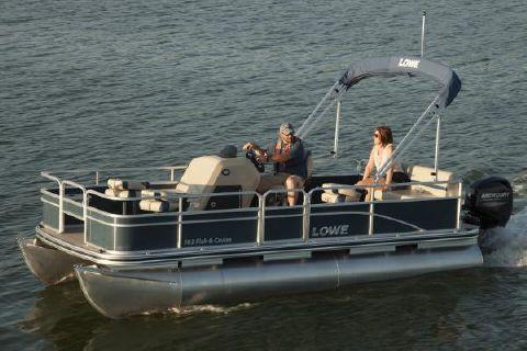 2016 Lowe Ultra 182 Fish & Cruise