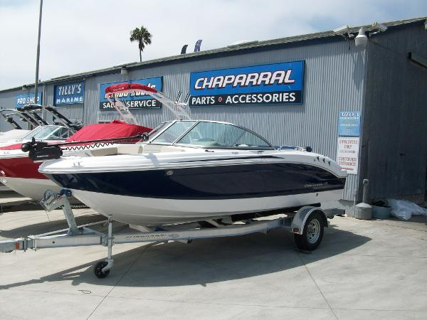 2015 Chaparral 19 Ski & Fish H2O