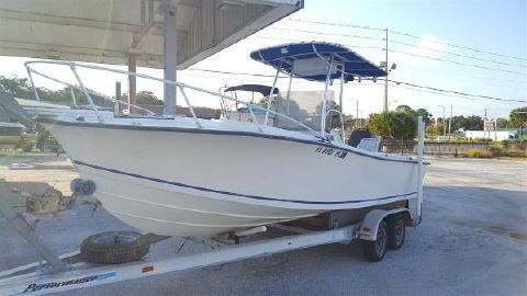 1991 Offshore 21 Center Console