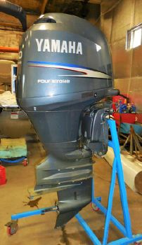 2011 YAMAHA BOATS ENGINE 150 HP Engine, 25