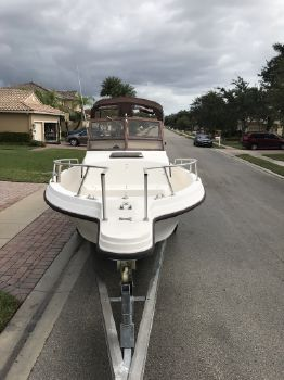 1990 Mako 23 walkaround