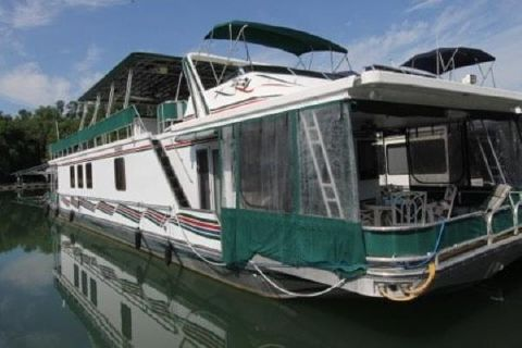 1999 Sumerset Houseboats 16' X 78' Widebody