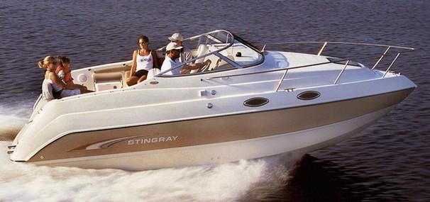 2001 Stingray 240 CS
