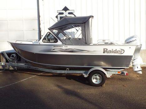 2017 Raider 188 Mariner