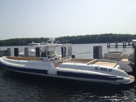 2011 Nautica International Express RIB X41