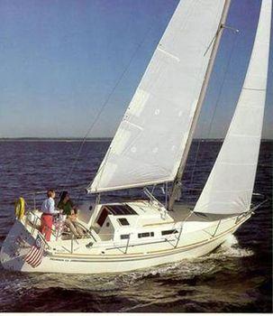 1987 Pearson 28 Pearson