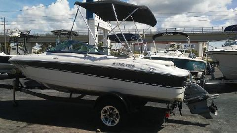 2008 FOUR WINNS H180